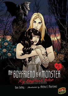 (ebook) My Boyfriend Bites - Children's Fiction
