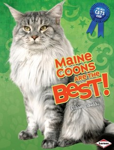 (ebook) Maine Coons Are the Best! - Non-Fiction Animals