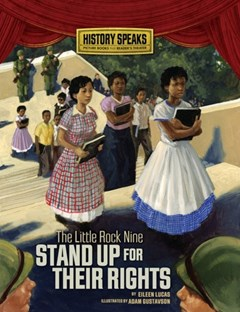Little Rock Nine Stand Up for Their Rights