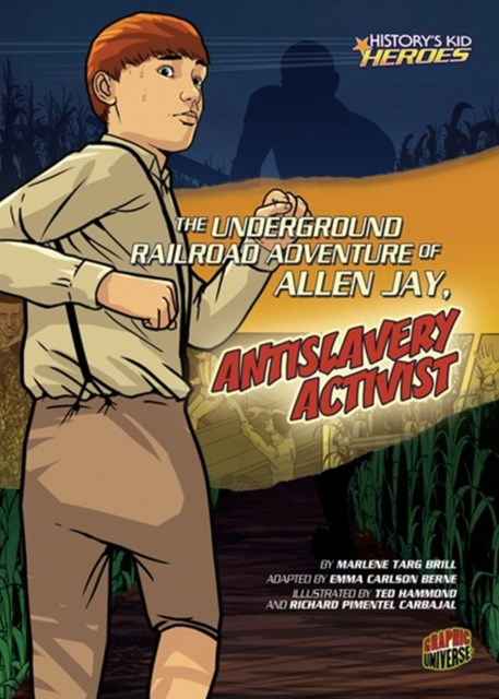 Underground Railroad Adventure of Allen Jay, Antislavery Activist
