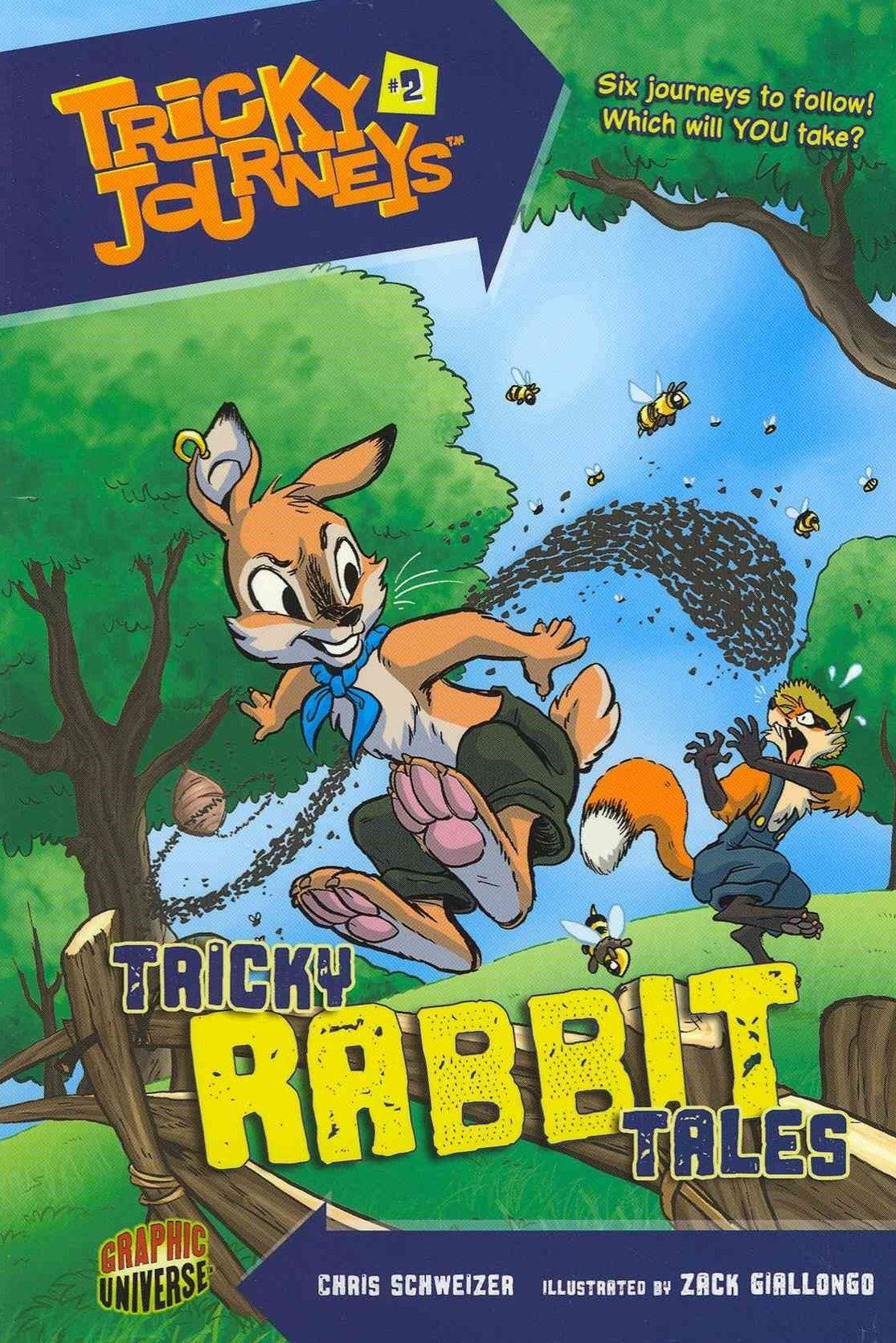 Tricky Rabbit Tales