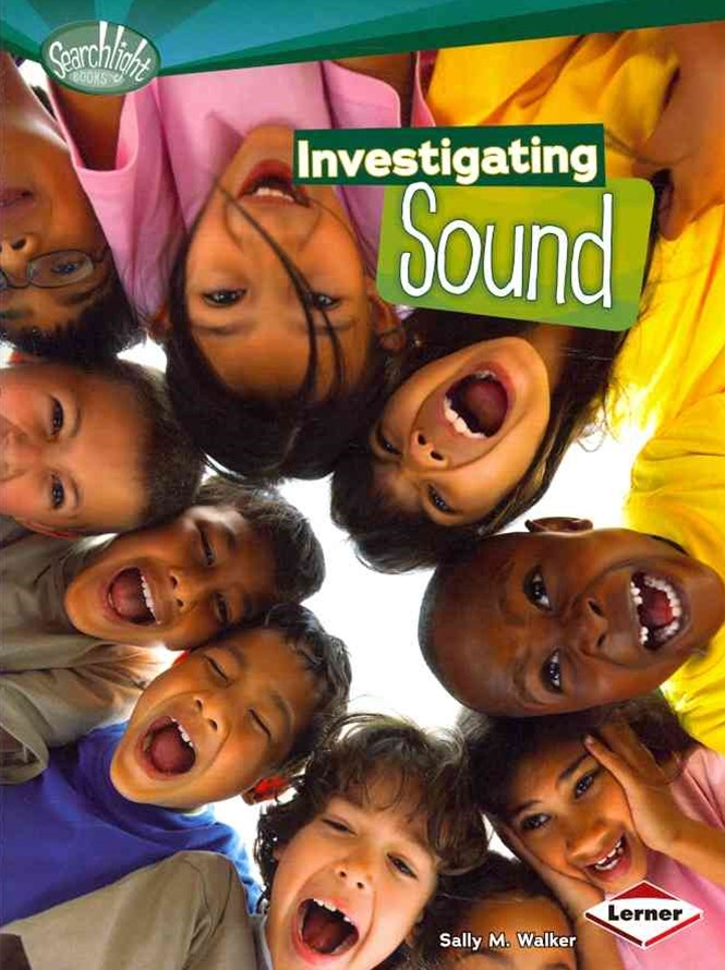 Investigating Sound - Searchlight Energy