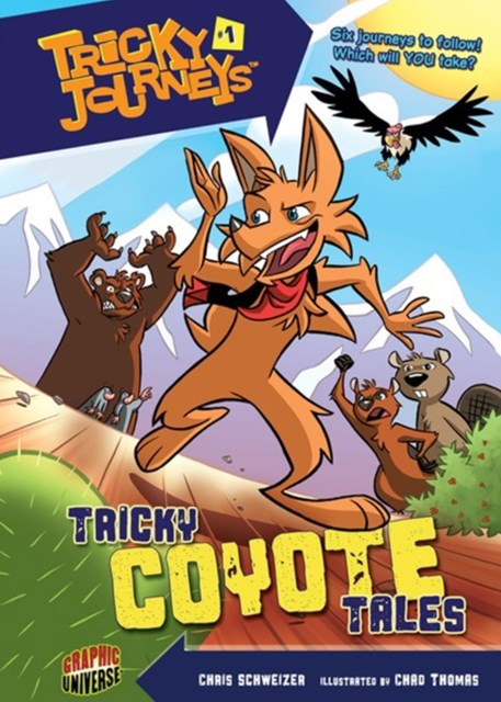 #01 Tricky Coyote Tales