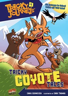 (ebook) Tricky Coyote Tales - Children's Fiction