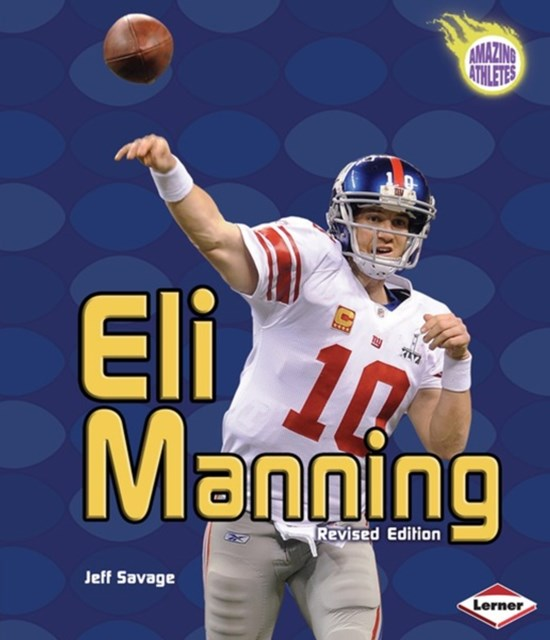 Eli Manning (Revised Edition)