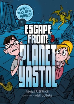 #1 Escape from Planet Yastol