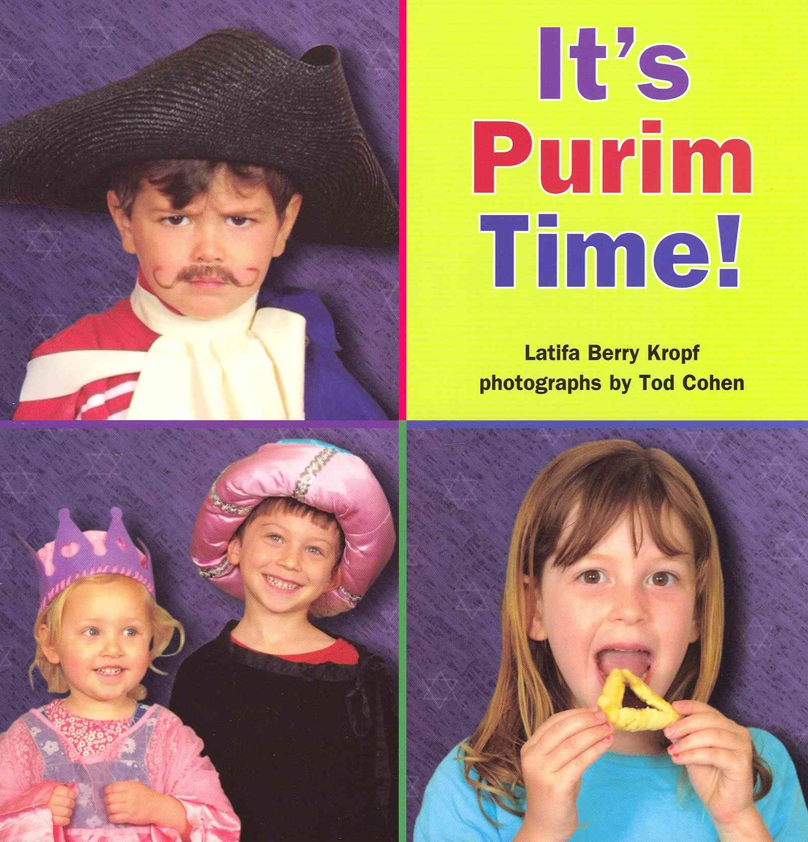 It's Purim Time!