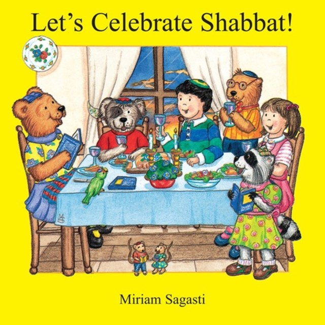 Let's Celebrate Shabbat!