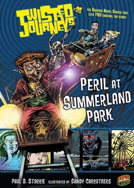#20 Peril at Summerland Park