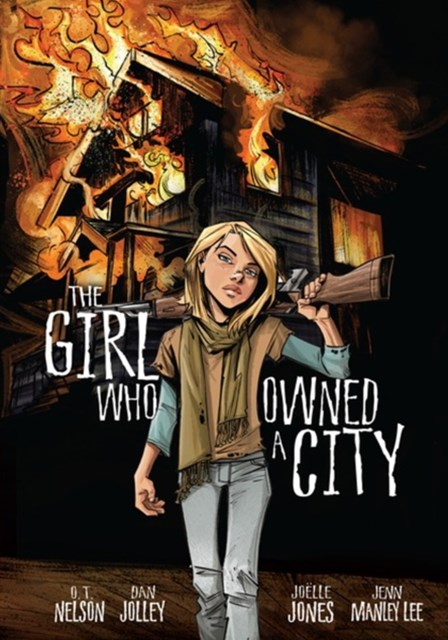 (ebook) Girl Who Owned a City