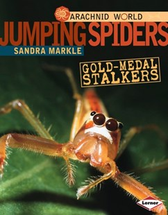 (ebook) Jumping Spiders - Non-Fiction Animals