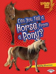 (ebook) Can You Tell a Horse from a Pony?