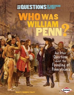(ebook) Who Was William Penn?