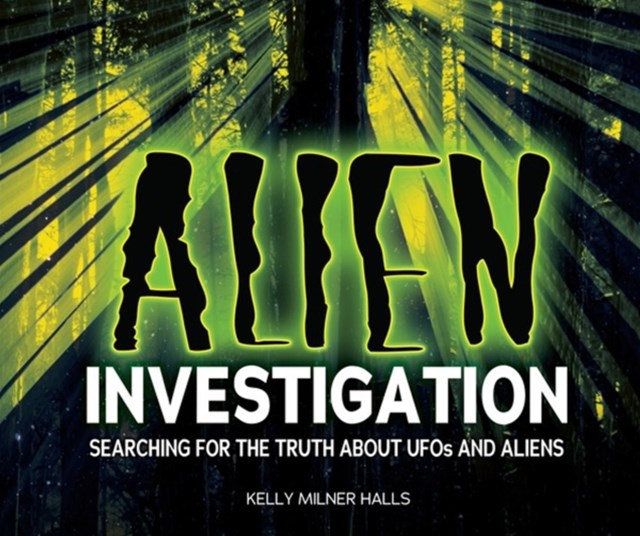 (ebook) Alien Investigation