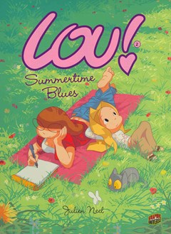 Lou! Book 2: Summertime Blues