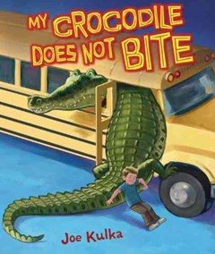 My Crocodile Does Not Bite Library Edition