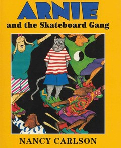 Arnie and the Skateboard Gang
