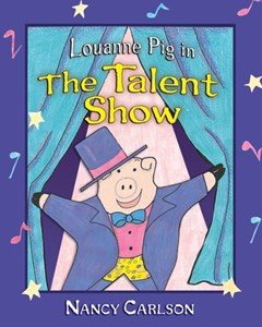 Louanne Pig in The Talent Show (Revised Edition)