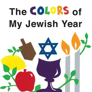 (ebook) Colors of My Jewish Year - Non-Fiction