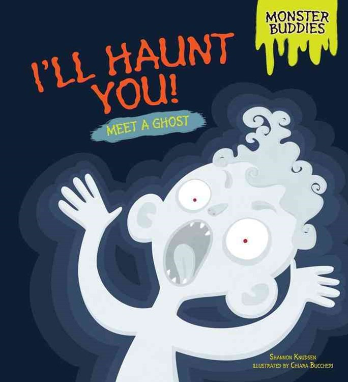 I'll Haunt You! - Meet a Ghost