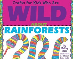 Crafts for Kids Who Are Wild About Rainforests