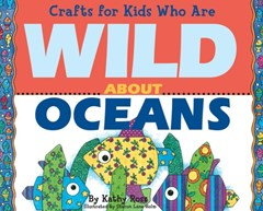 (ebook) Crafts for Kids Who Are Wild About Oceans