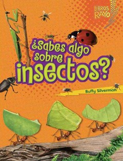 -+Sabes Algo Sobre Insectos? (Do You Know about Insects?)