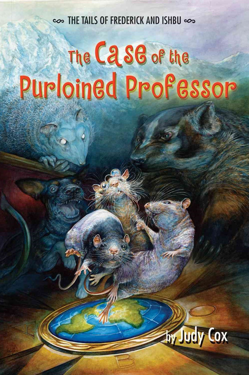 The Case of the Purloined Professor