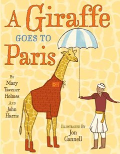 Giraffe Goes to Paris