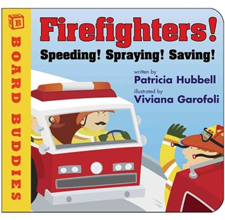 Firefighters! by Patricia Hubbell, Viviana Garofoli (9780761456155) - HardCover - Children's Fiction Early Readers (0-4)