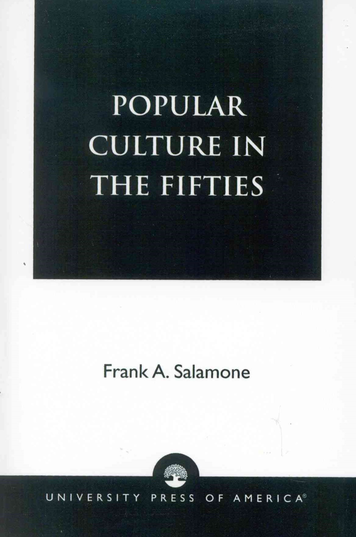 Popular Culture in the Fifties