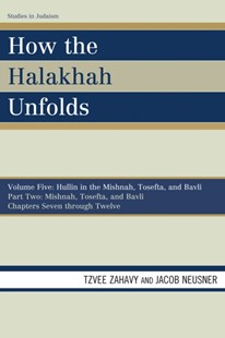 (ebook) How the Halakhah Unfolds - Religion & Spirituality Judaism