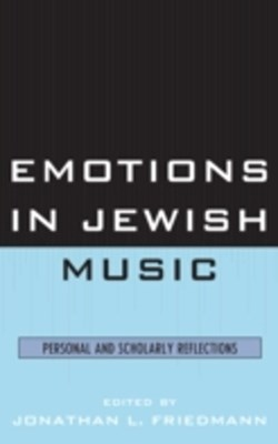 Emotions in Jewish Music