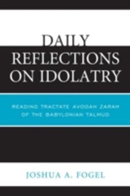 (ebook) Daily Reflections on Idolatry