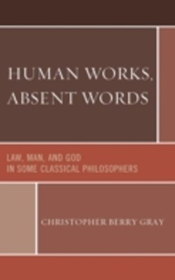 (ebook) Human Works, Absent Words
