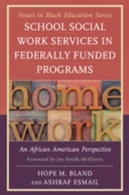 School Social Work Services in Federally Funded Programs