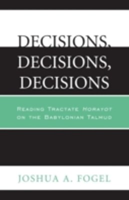 (ebook) Decisions, Decisions, Decisions