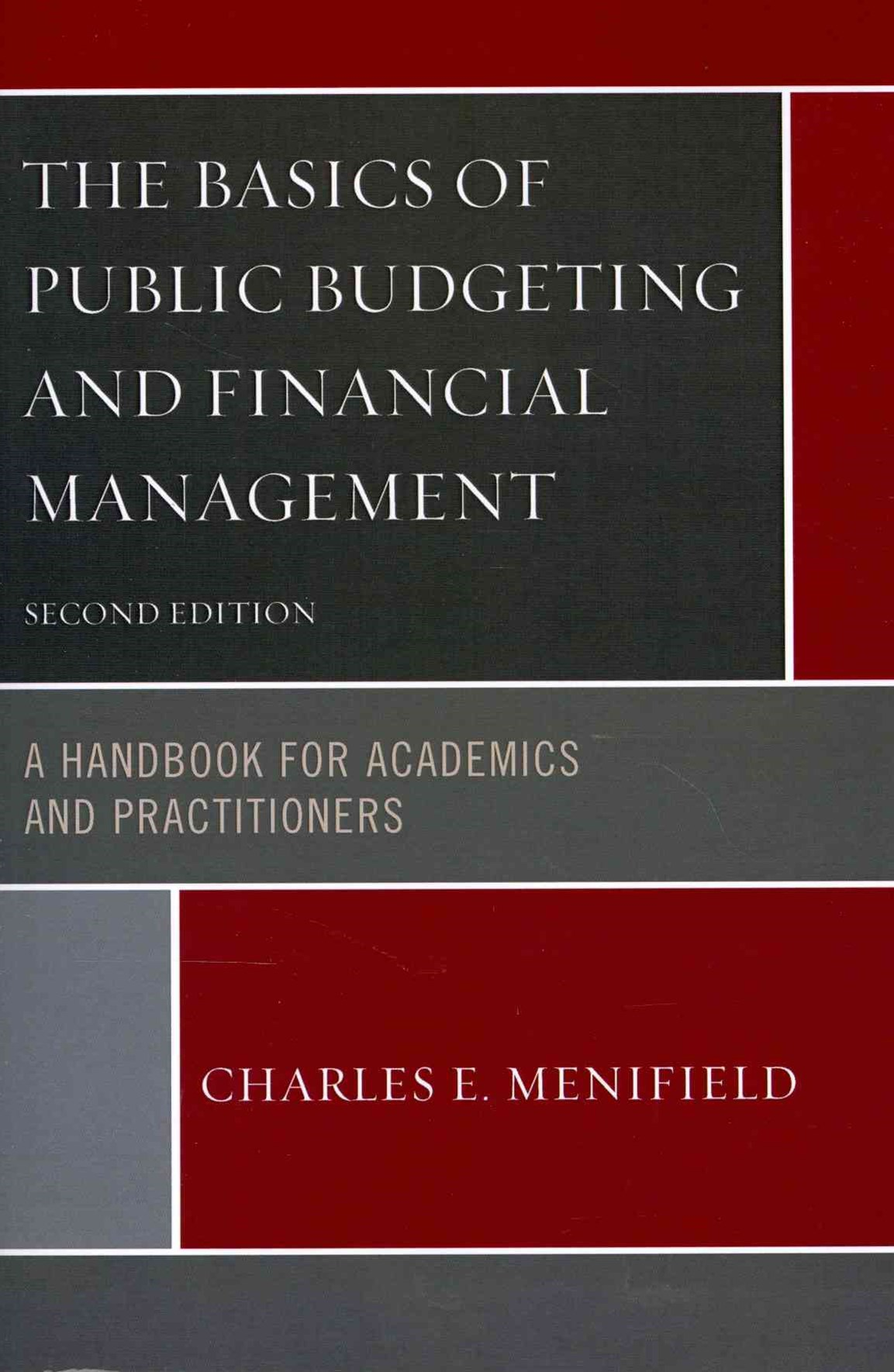 Basics of Public Budgeting and Financial Management