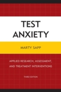 (ebook) Test Anxiety - Education Study Guides