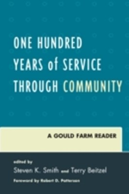 (ebook) One Hundred Years of Service Through Community