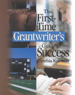 The First-Time Grantwriter