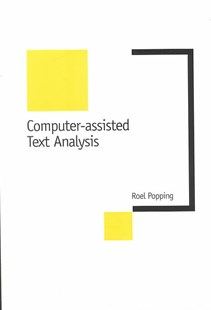 Computer-Assisted Text Analysis by Roel Popping, Roel Popping (9780761953791) - PaperBack - Computing Database Management