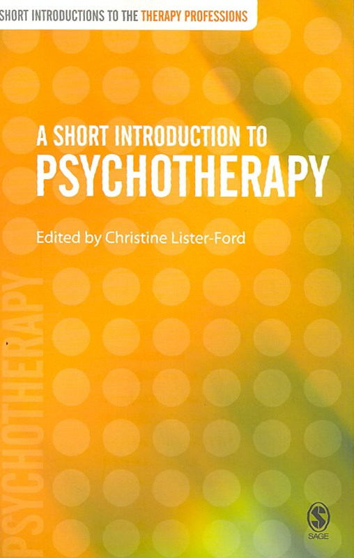Short Introduction to Psychotherapy