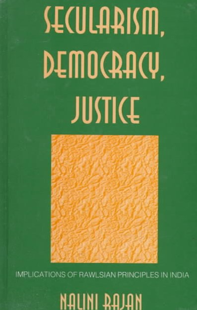 Secularism, Democracy, Justice