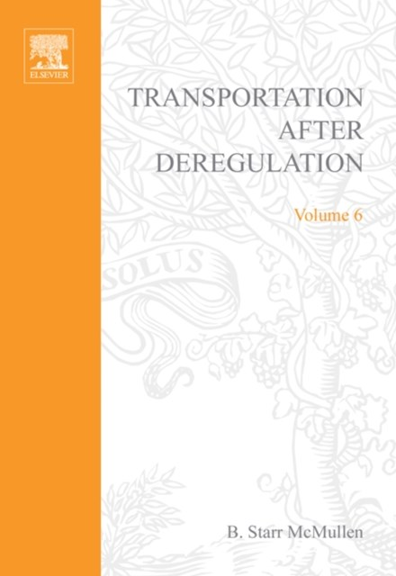 Transportation after Deregulation