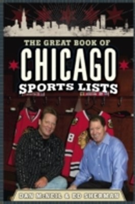 (ebook) Great Book of Chicago Sports Lists