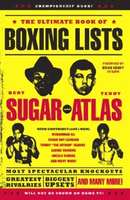 (ebook) The Ultimate Book of Boxing Lists