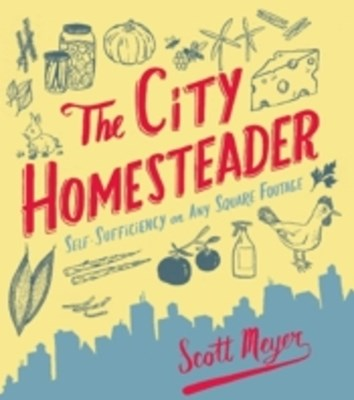 (ebook) The City Homesteader
