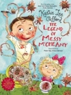 (ebook) Legend of Messy M'Cheany - Children's Fiction