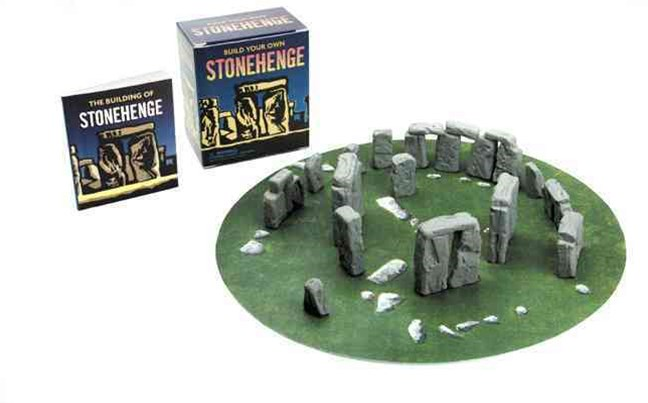 Build Your Own Stonehenge (Mega Mini Kit)